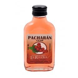 Licor de Pacharán 100 ML, Petaca Cristal