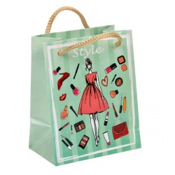 Bolsa para regalos de boda, ideal para perfumes y otros regalos