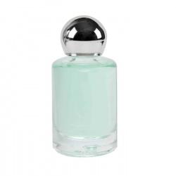 "Perfume en frasco de cristal ""personalizable"", olor Azahar"