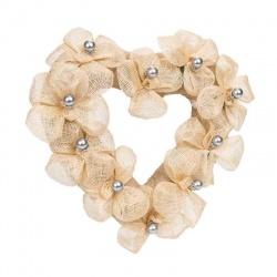 Bouquet-Corazón para pinchar alfileres