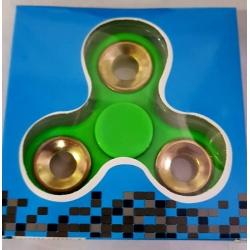 Spiner Juego niños en color verde