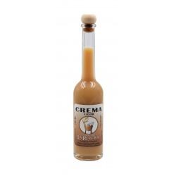 Botellita de licor Crema 100 ml, modelo Sorgente