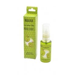 Ambientador con olor a manzana verde, en bote de plástico 30 ml