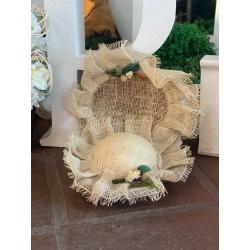 Concha color saco para tus alfileres de boda