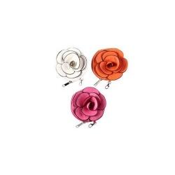 monedero de rosas