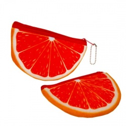 Monedero naranja