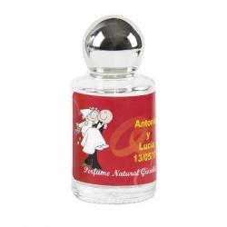 Perfumes personalizados regalos de boda