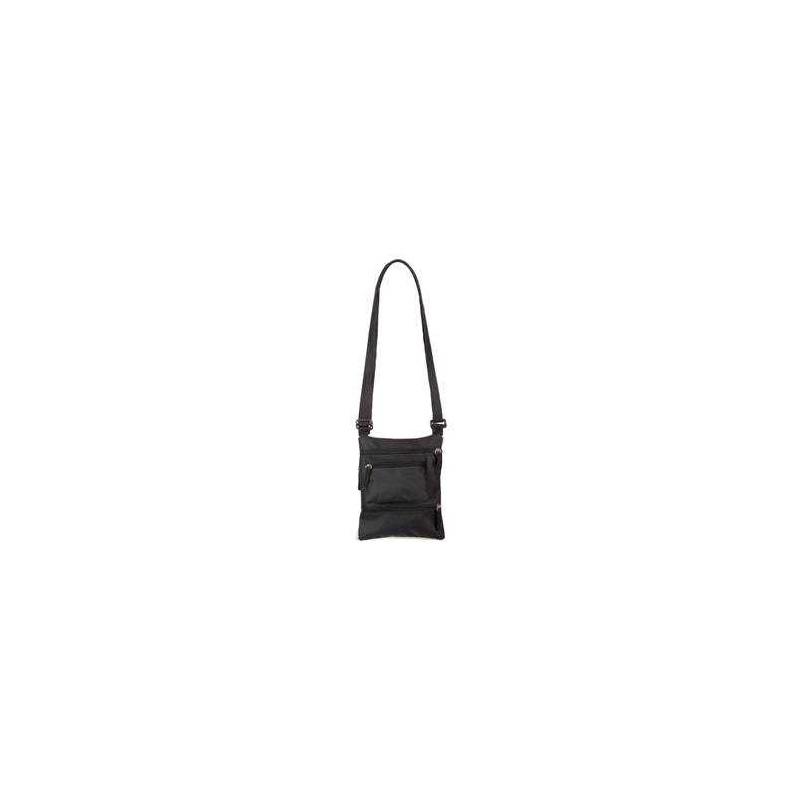 bandolera de color negro
