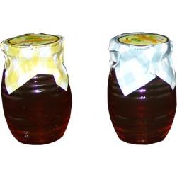 Tarro de miel para detalles de boda 50gr