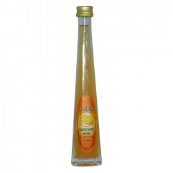 Licor mandarina 40ml regalos boda
