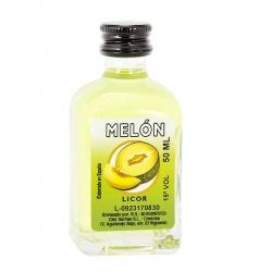 Licor para boda melón 50ml