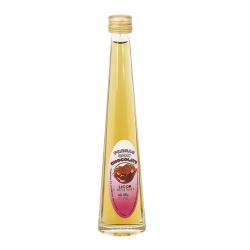 Licor para boda de fresas con chocolate 40ml