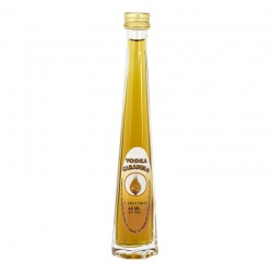 Licor de vodka caramelo 40ml regalos de boda