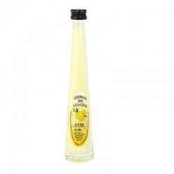 Licor de crema de limón 40ml regalos de boda