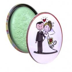 Jabón para regalos de boda