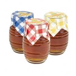 Bote de miel 100gr regalos de boda para invitados