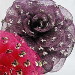 Rosa para pinchar morada (solo color morado)