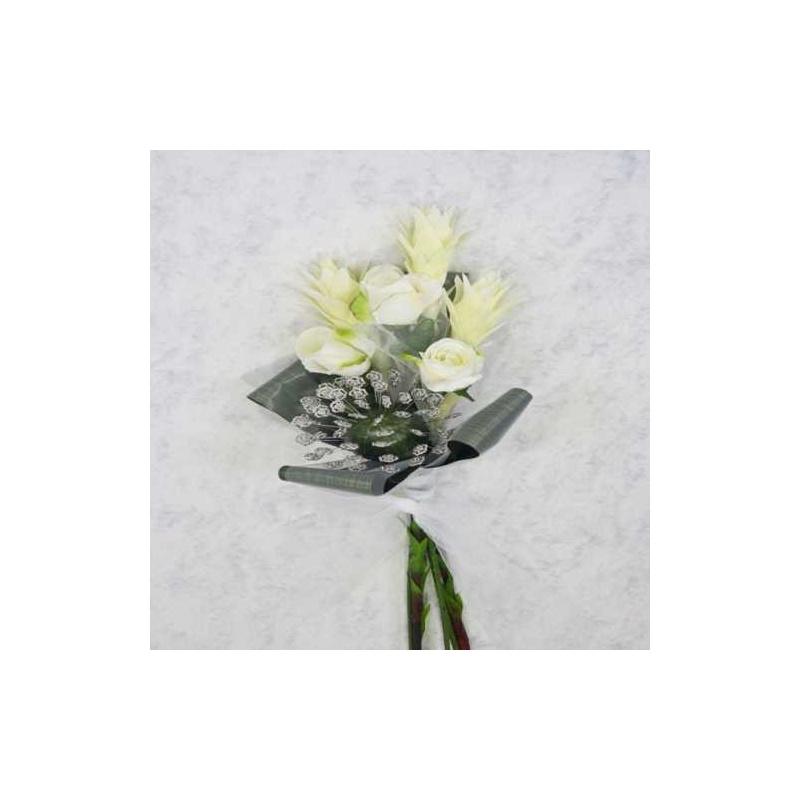 Montaje Floral para Alfileres De Novia