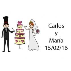tarjeta baratas bodas
