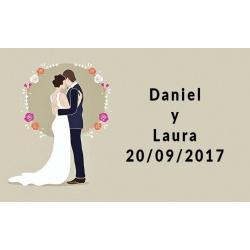 tarjetas invitados bodas baratas