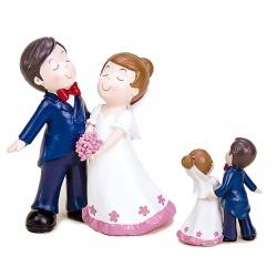 Figura tartas de boda novios