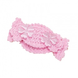 Pin caramelo rosa