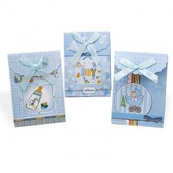Cajas para regalos  de niño