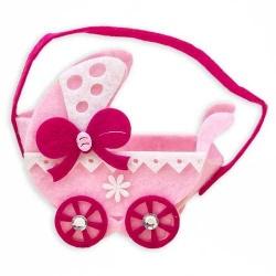 Bolsas para los regalos de bebé de niña