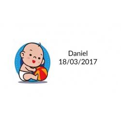 tarjetas baratas bebés