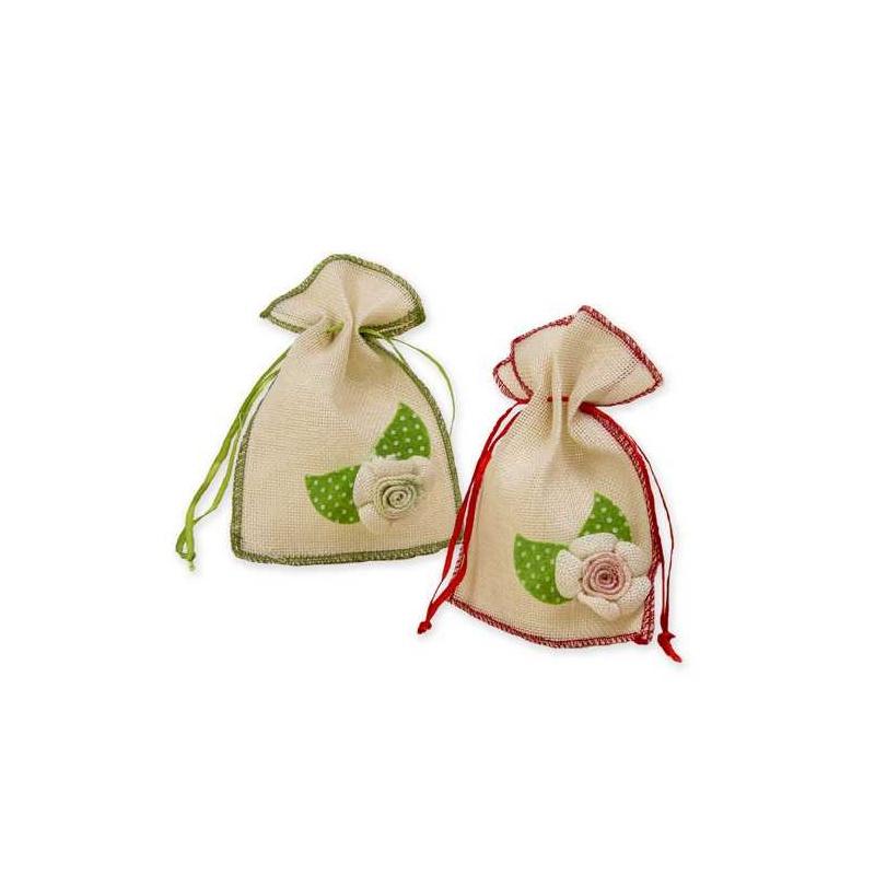 Bolsa de saco para detalles boda