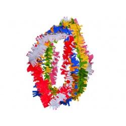 Collar bicolor de plástico