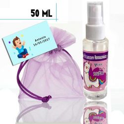 Gel Hidroalcohólico de Llama 50ml, con bolsa y tarjeta